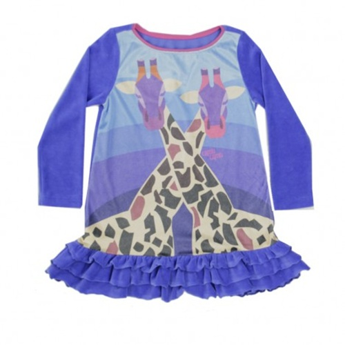 Vestidos lindos para as pequenas
