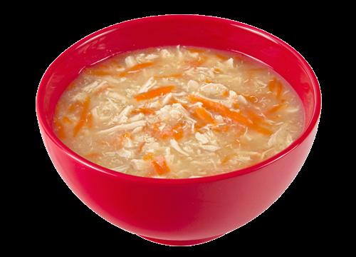 Opções de comida pronta e saudável para mães e crianças