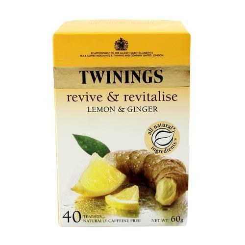 Chá de limão com gengibre que vale a pena!