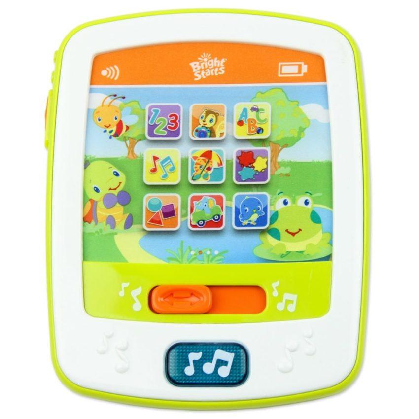 Tablet de brinquedo para bebês!