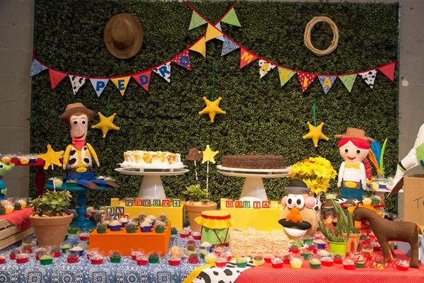 Festa Toy Stoy: seu filho vai amar!