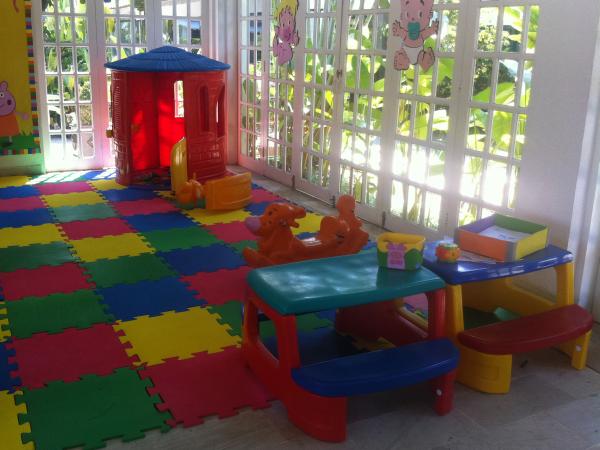 Casa da Criança: arejada e divertida