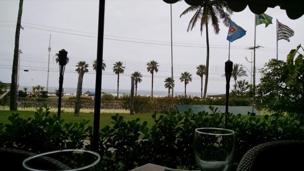 Vista do Restaurante Atlântico