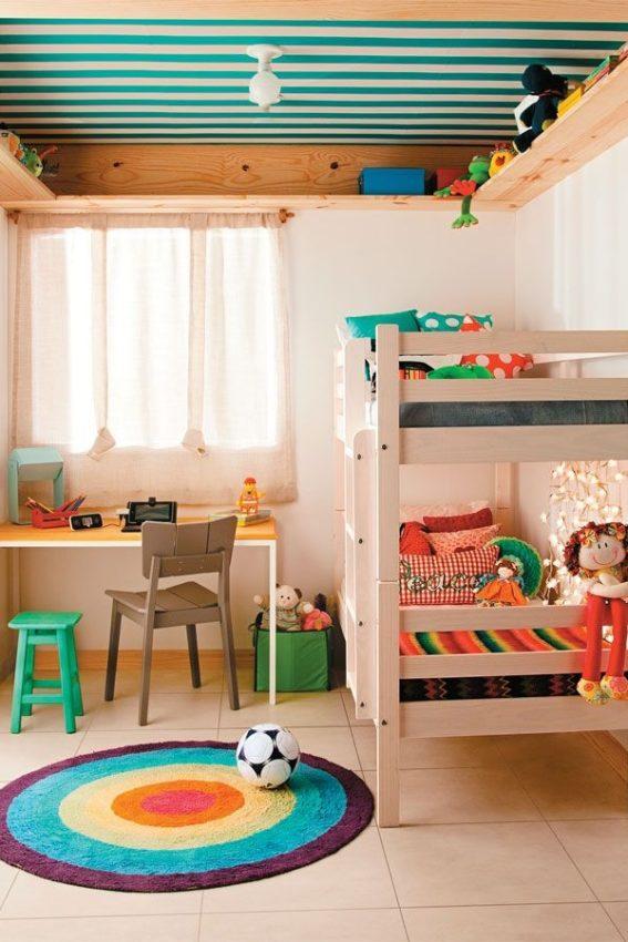 12 quartos super bacanas para irmãos e irmãs!
