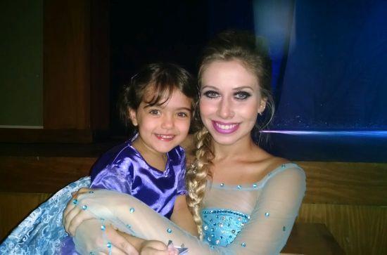 Catarina e Elsa