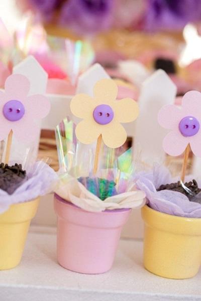 enfeites para festa infantil jardim encantado:Festa no jardim: 30 ideias para você se inspirar! : Mil dicas de mãe