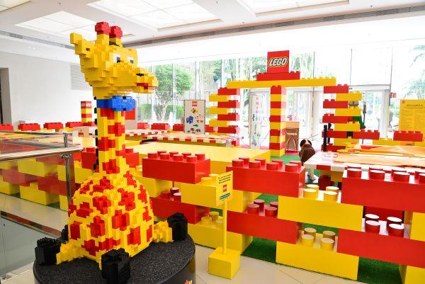 Dica de passeio: LEGO no Shopping Morumbi