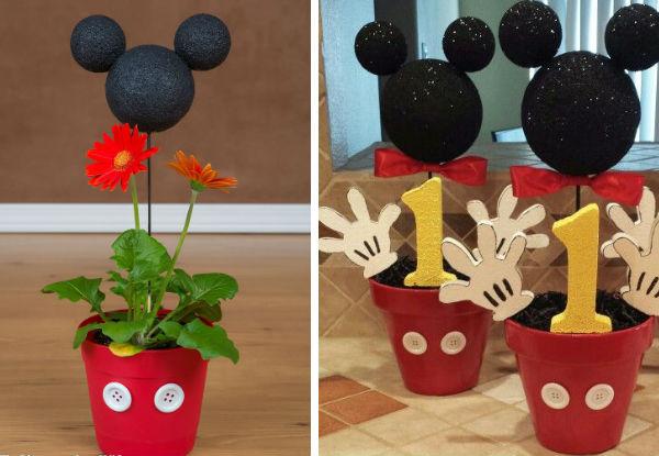 9ec54e485 Festa infantil do Mickey Mouse: 35 ideias de arrasar! : ᐅ Mil dicas ...