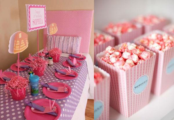 4c7e6a973aebf5 32 ideias para fazer uma festa do pijama para sua filha! : ᐅ Mil ...