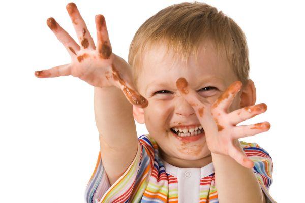 Deixar ou não seu filho comer o ovo de chocolate?