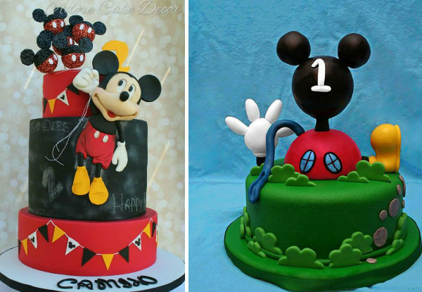 Bolo do Mickey: 25 modelos para você se apaixonar