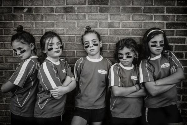 Fotos de meninas que não são princesas – são muito mais divertidas do que isso!
