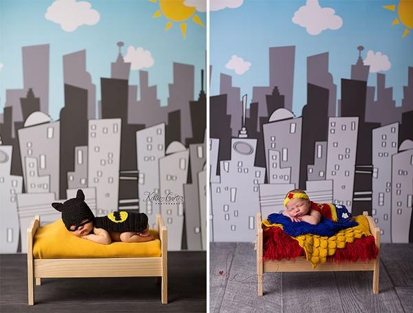 De Batman e Mulher Maravilha
