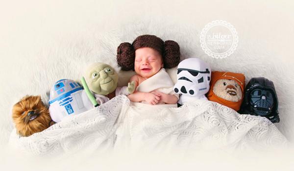 Fotos newborn com super-heróis: mais fofas, impossível!