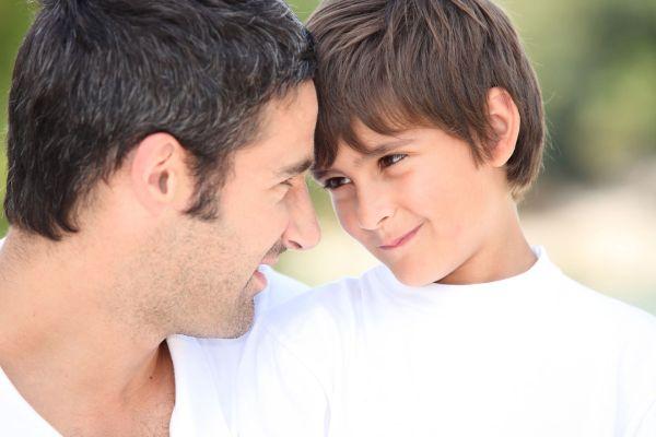 Conexão pai e filho: os 10 passos para alcançá-la