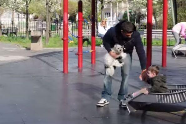 Veja como é fácil levar uma criança embora e alerte seu filho