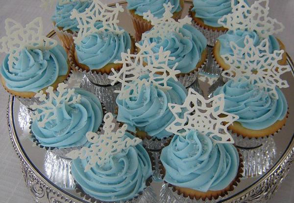 25 docinhos lindos para uma festa Frozen!