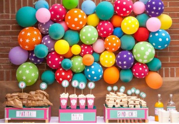 Ideias (imperdíveis!) para criar uma festa infantil caseira