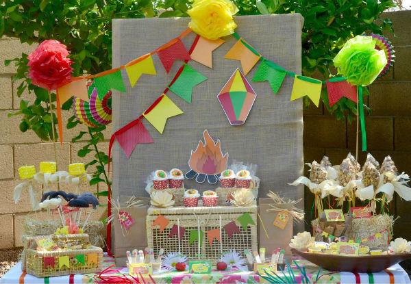 Festa junina infantil: 35 ideias para você se inspirar!