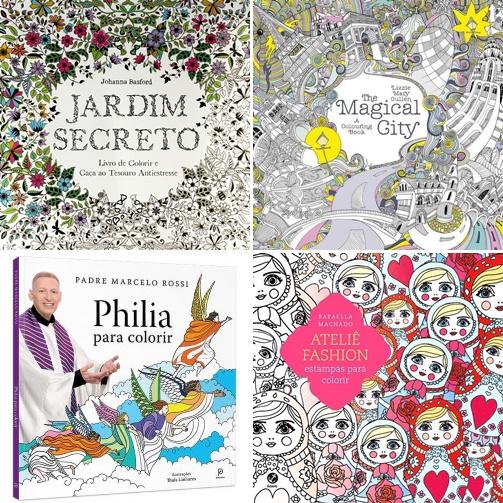 Livros para colorir: tudo o que você precisa para escolher o seu (com dicas especiais para mães!)
