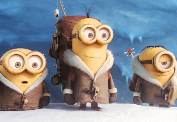Filme dos Minions: vale a pena levar o filhote ao cinema?