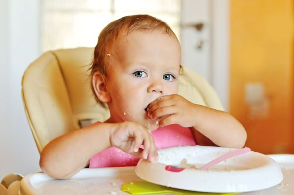 Baby Led Weaning (BLW): uma nova maneira de introduzir sólidos na alimentação do bebê