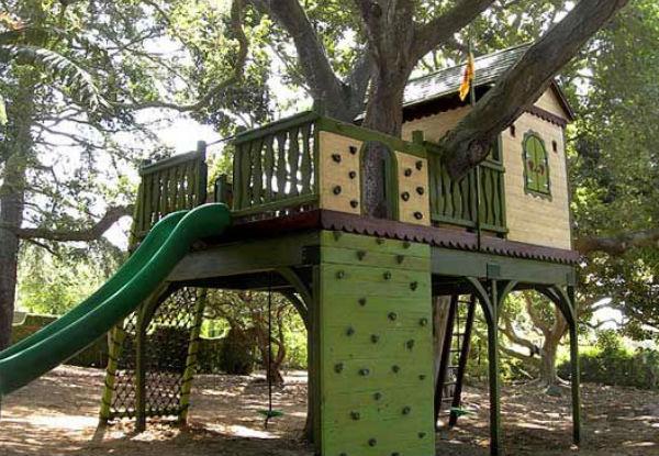 As 20 casas na árvore mais bacanas que você já viu