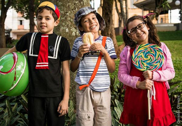 Fotógrafo cria ensaio fotográfico inspirado no Chaves para divertir os sobrinhos!