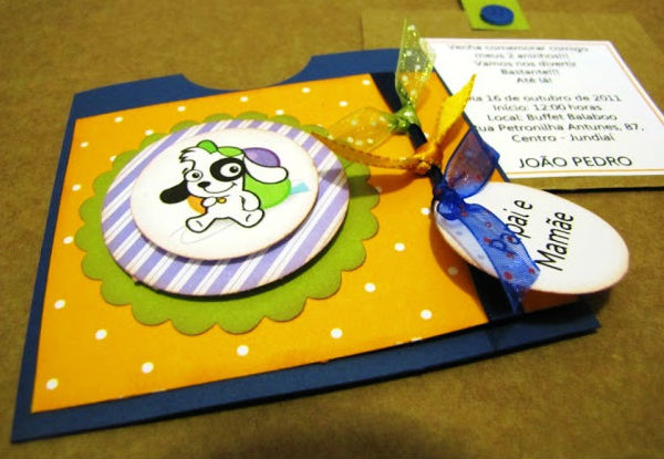 30 ideias para fazer uma festa infantil do Doki!