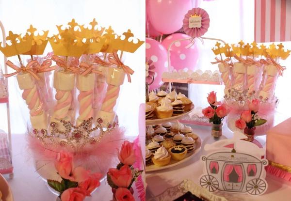 Festa de Princesa: 65 novas ideias de decoração e muito mais!