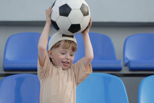 7 dicas para levar seu filho ao estádio de futebol