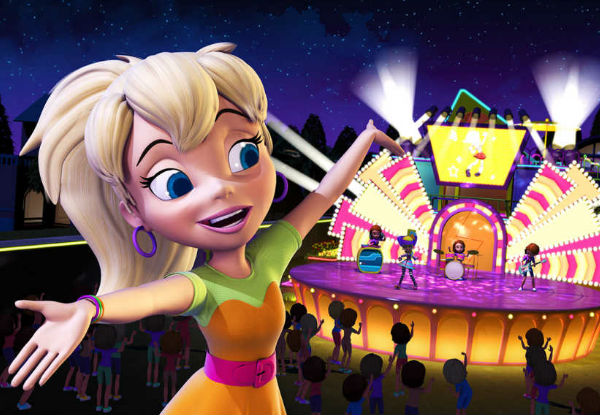 Polly, a bonequinha que as meninas adoram, ganha desenho na Discovery Kids
