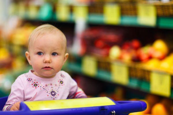 Por que minha despensa está sempre vazia (ou por que uma mãe não consegue fazer as compras direito!)