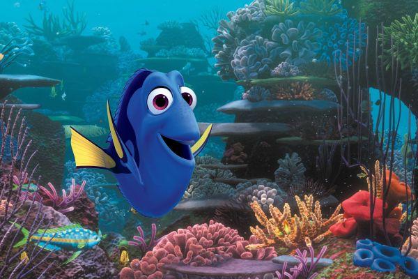 Dory, de Procurando Nemo, ganha seu próprio filme! Veja o trailer!