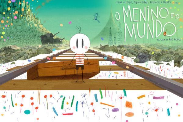 O menino e o mundo: por que vale a pena conferir o brasileiro do Oscar?