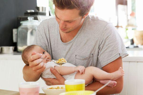 Estudo mostra que dieta do pai pode influenciar a saúde do bebê