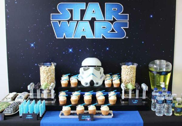 Festa Star Wars: as ideias mais incríveis para você fazer a sua!