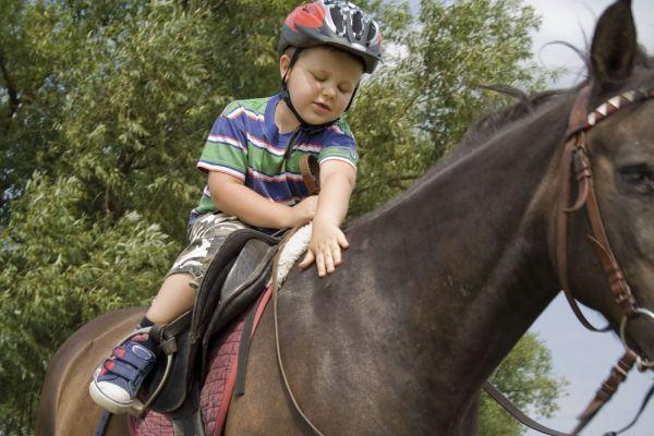 Equoterapia: descubra o que o tratamento com cavalos pode fazer por seu filho
