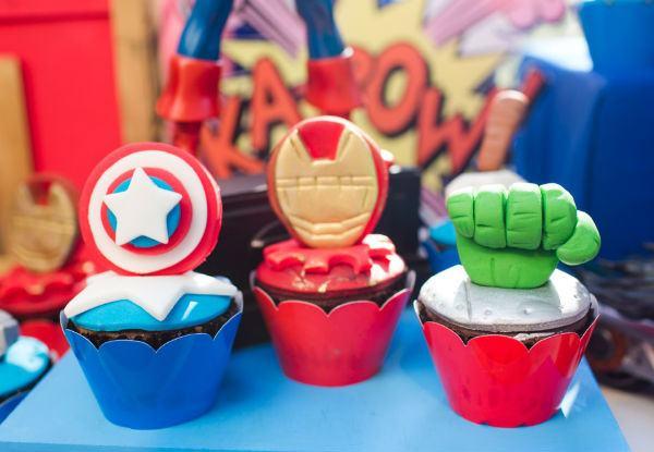 Festa Vingadores: 40 ideias incríveis para fazer uma comemoração com super-heróis!