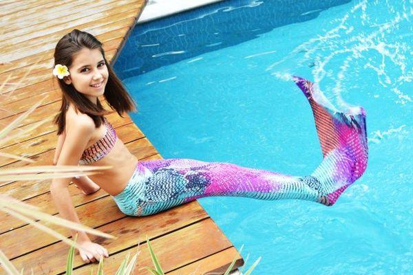 O alerta da Sociedade Brasileira de Pediatria contra as nadadeiras de sereia