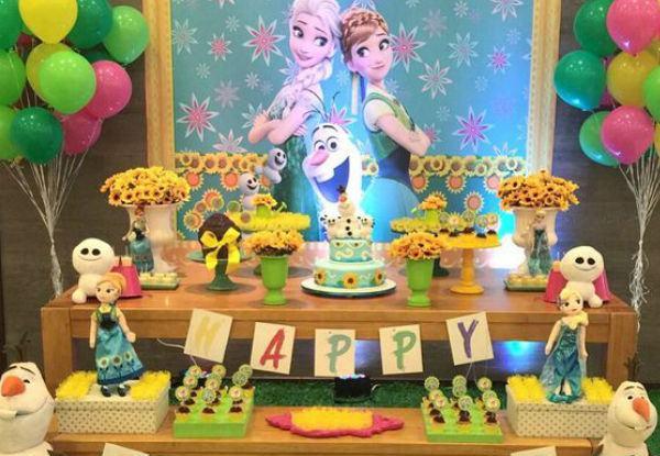 Festa Frozen: 90 super ideias para você fazer a sua!