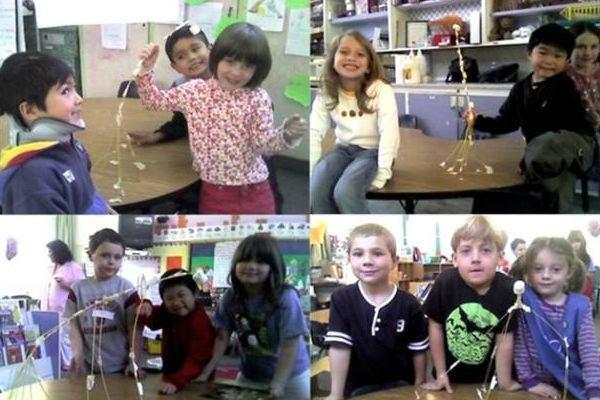 Teste do Marshmallow mostra que as crianças podem ser mais eficientes do que os adultos!