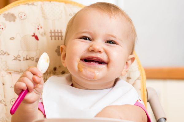 4 receitas fáceis para congelar (para bebês a partir do oitavo mês)