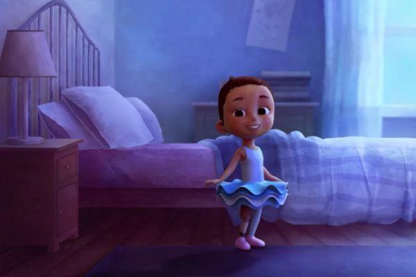 Animação mostra superação de garotinha com câncer (para se emocionar!)