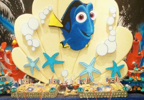 Festa da Dory: 30 lindas ideias para você fazer a sua!