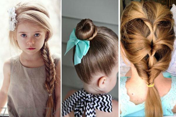 25 penteados de festa (para meninas e meninos!)