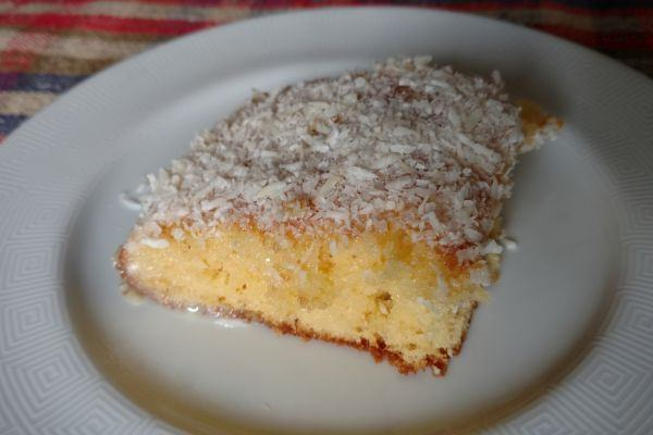 Receita de bolo de coco: fácil e que dá certo!