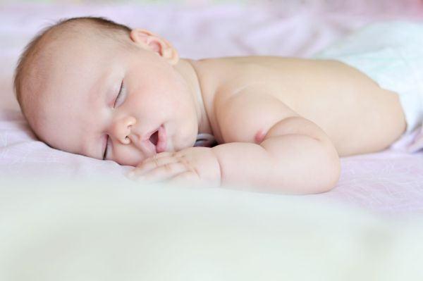 Por que será que o meu bebê ronca?