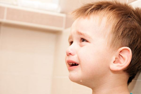 O que você diria a seu filho se ele perdesse sua naninha?