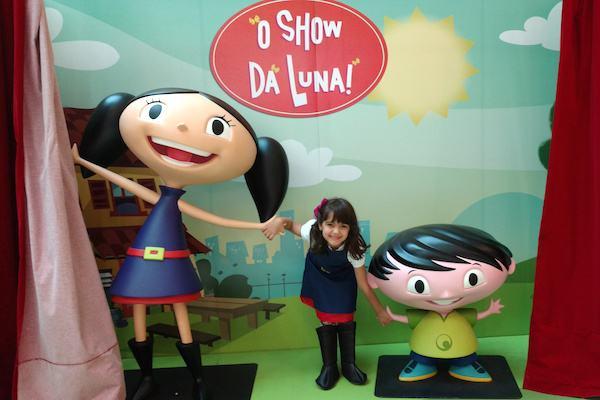 Passeio com O Show da Luna: um super programa para a criançada!